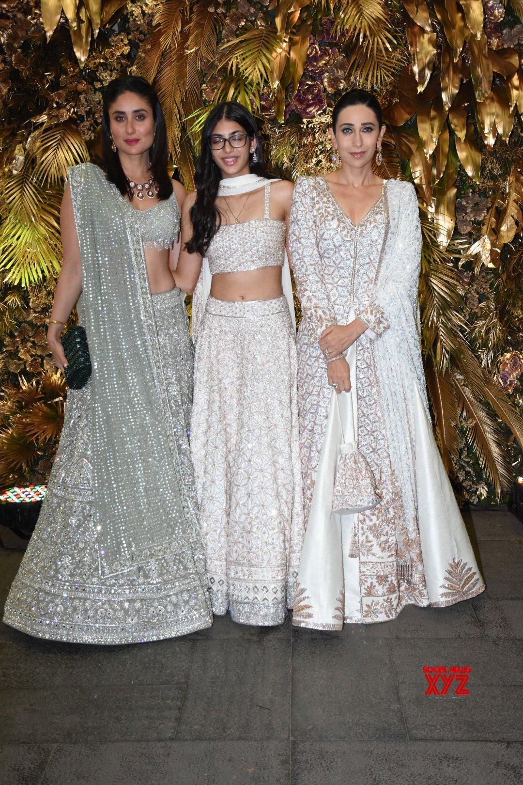 """Image result for Karishma Kapoor in Armaan Jain wedding"""""""