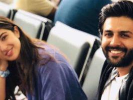 Kartik Aaryan Feeds 'Dubli' Sara Ali Khan The Cute Way! Check