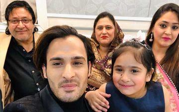 Asim Riaz's Family