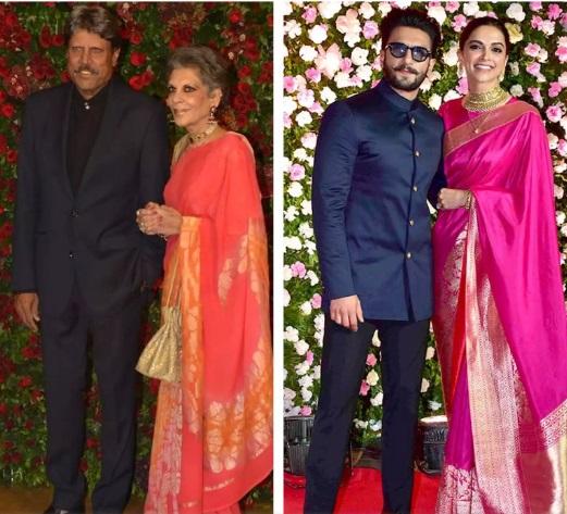 Ranveer Singh, Deepika Padukone, Kapil Dev, And Romi