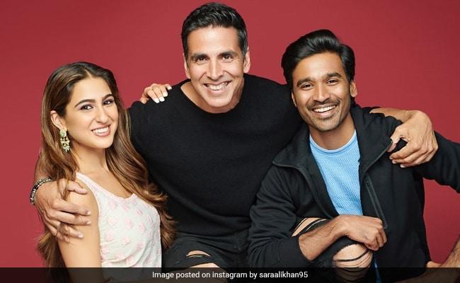 We Might See Double Sara Ali Khan In Atrangi Re With Akshay Kumar And Dhanush