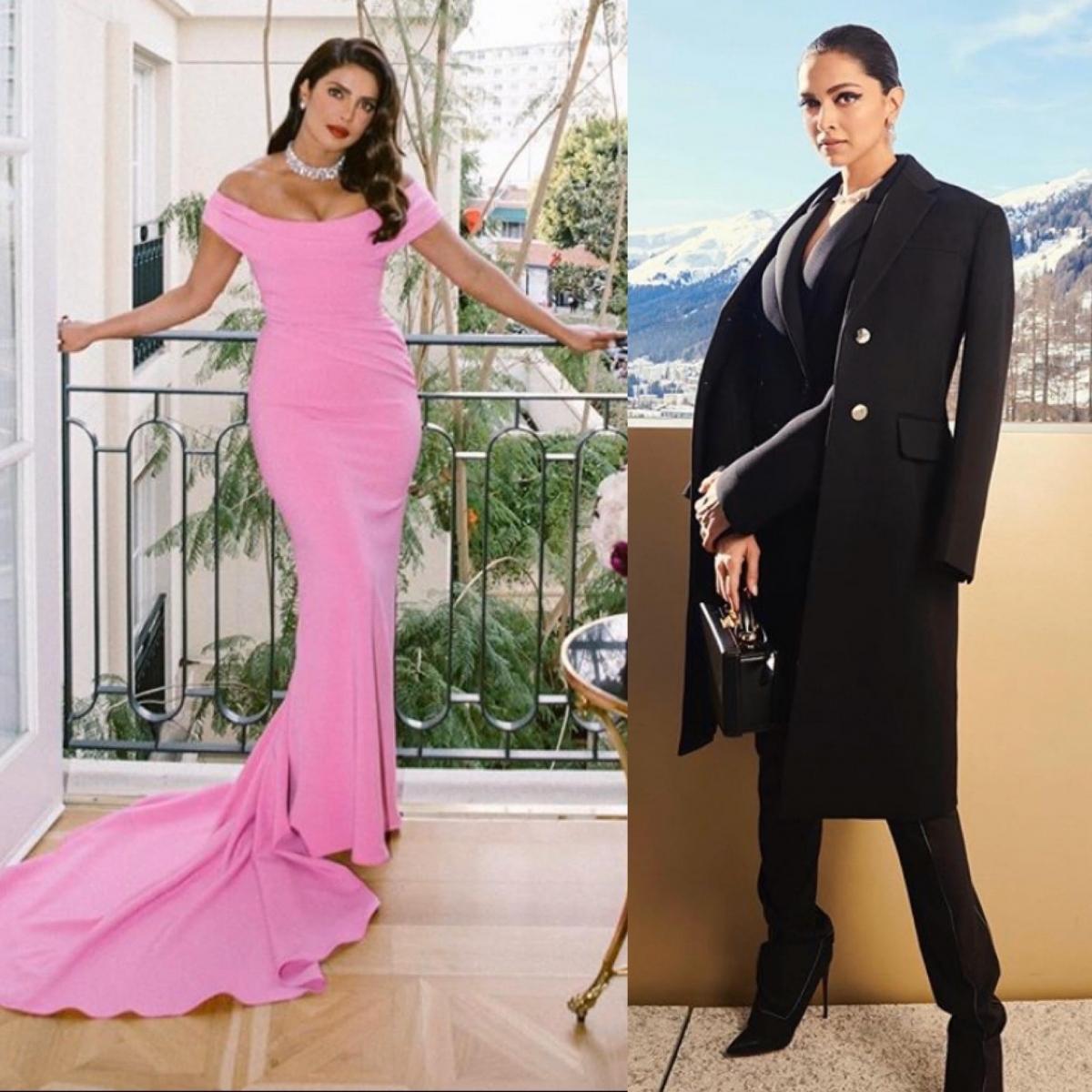 Image result for Priyanka Chopra and Deepika in Hollywood