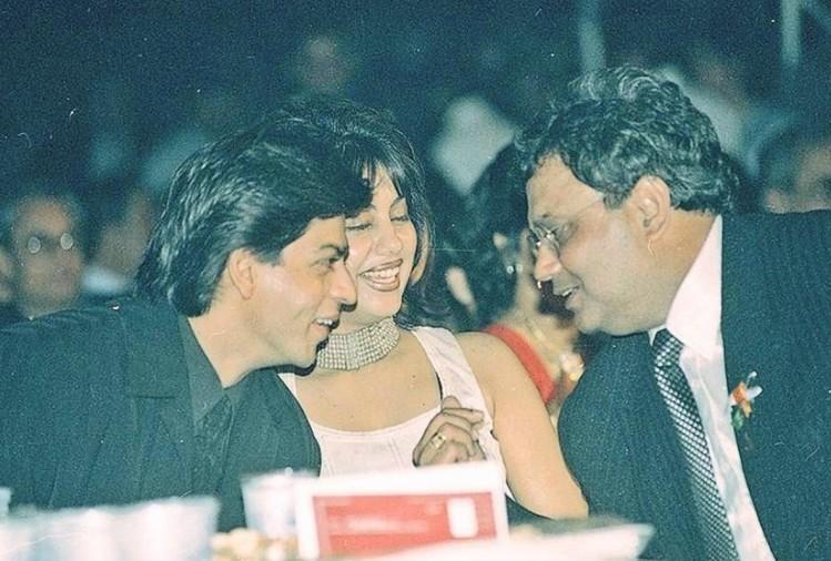 Image result for subhash Ghai With Shahrukh Khan