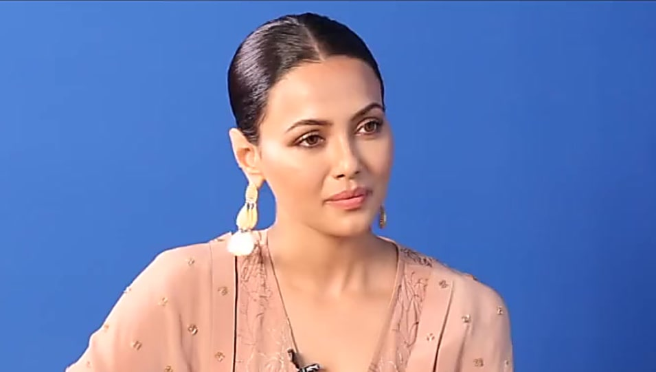 Image result for sana khan interview witjh faridoon