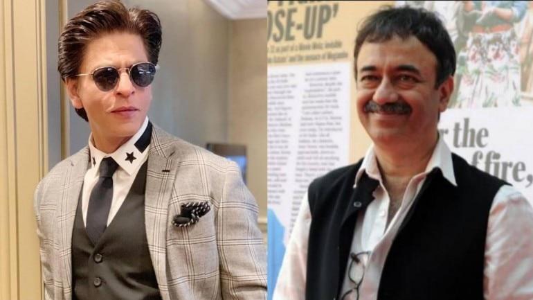 Image result for Rajkumar Hirani and Shahrukh Khan