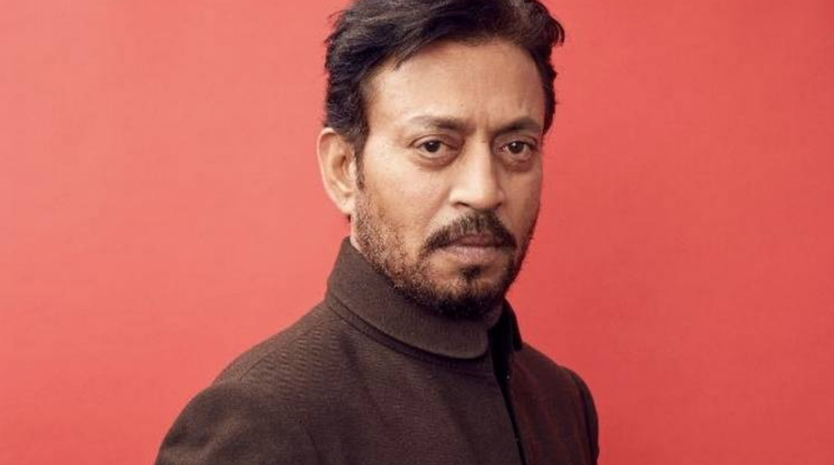 Son Babil shares unseen video of father Irrfan Khan