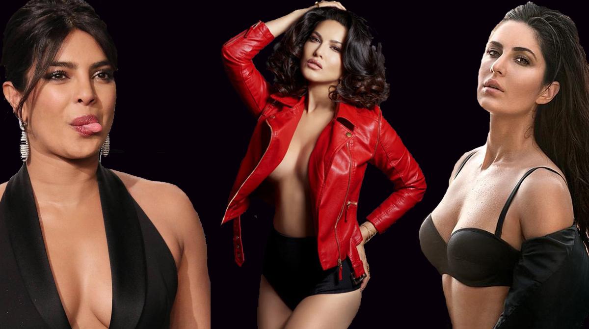 Priyanka Chopra, Katrina, Sunny more popular than Salman Khan, Kohli!