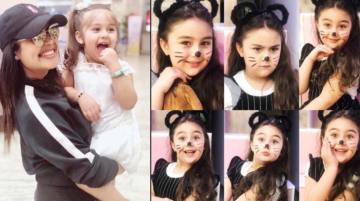 ADORABLE! Little girl, who imitated 'chai pee lo', sings Neha Kakkar's song
