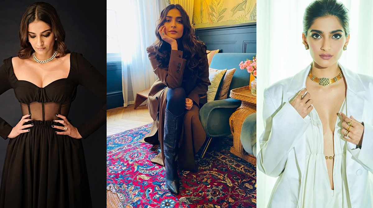 Inside pictures of Sonam Kapoor's lavish Delhi residence!