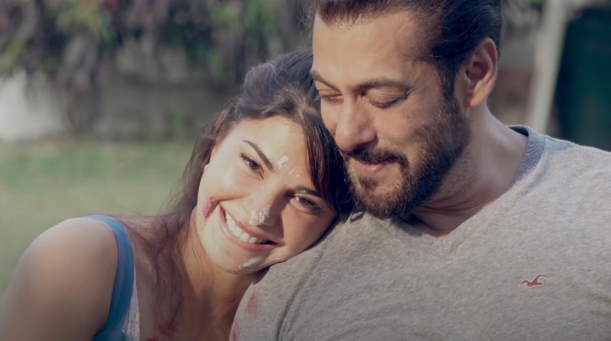 Salman Khan, Jacqueline Fernandez's Tere Bina out now; Feel the love!