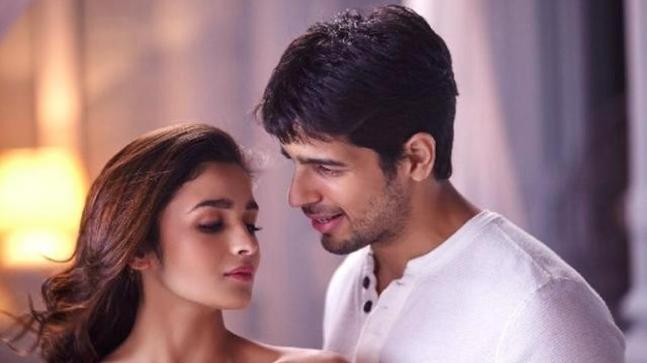 Alia and Siddharth