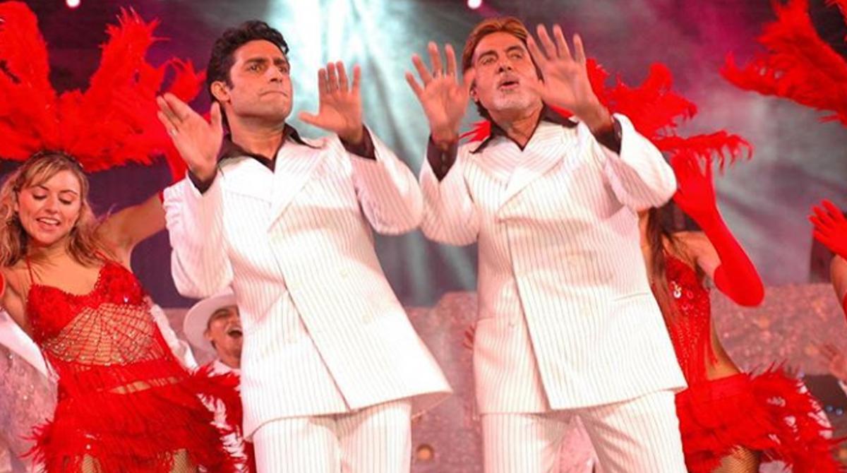 When Abhishek Bachchan was thrown out of Amitabh Bachchan's movie set!
