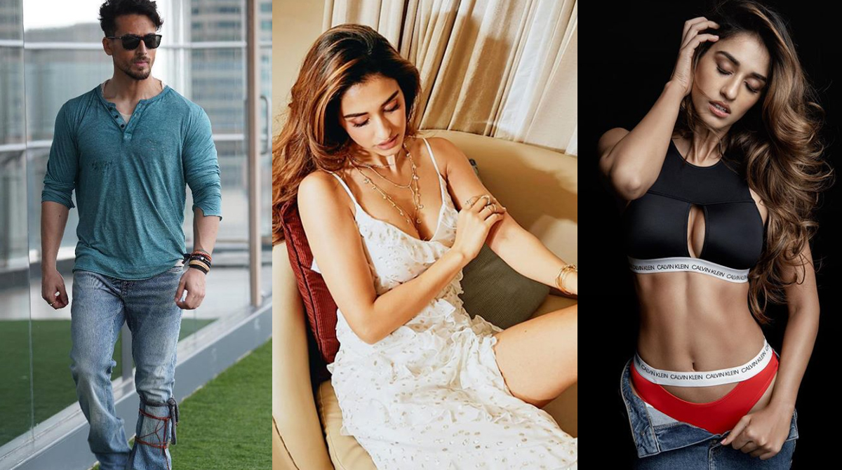 VIDEO! Tiger Shroff sends B'day wishes to 'rockstar' Disha Patani