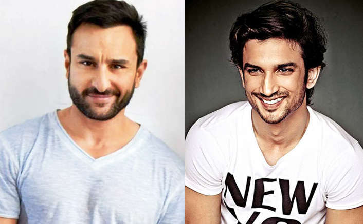B'wood's sudden love for Sushant Singh is 'ULTIMATE HYPOCRISY': Saif Ali Khan