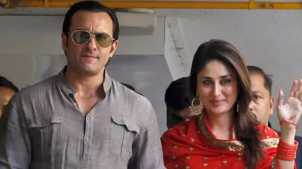 Know why Kareena married Saif despite being a divorcee with two children