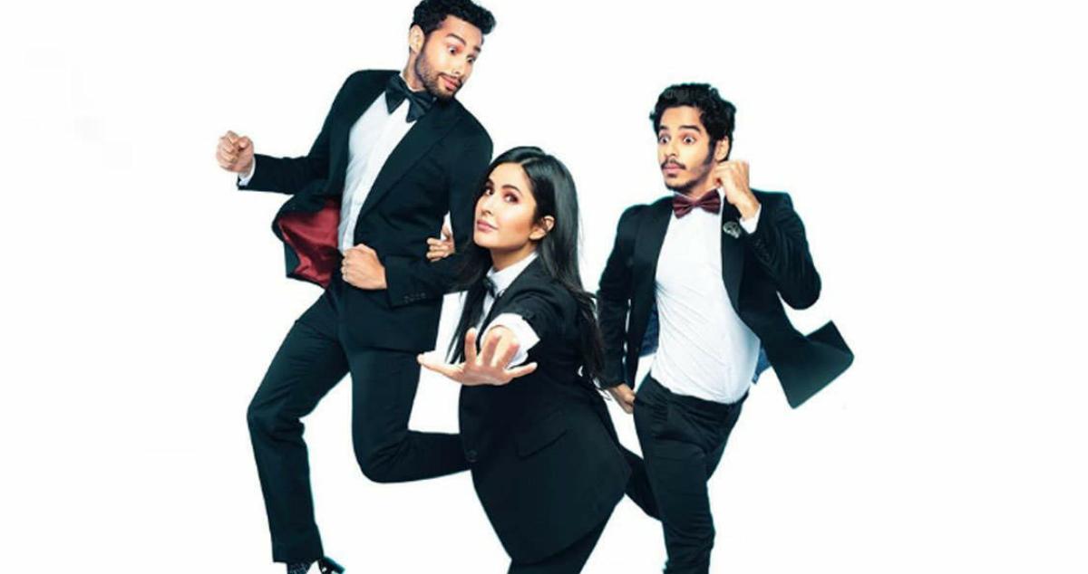 'Phone Bhoot'- Horror Comedy starring Katrina Kaif, Siddhant Chaturvedi and Ishaan Khattar to hit the floors in 2021