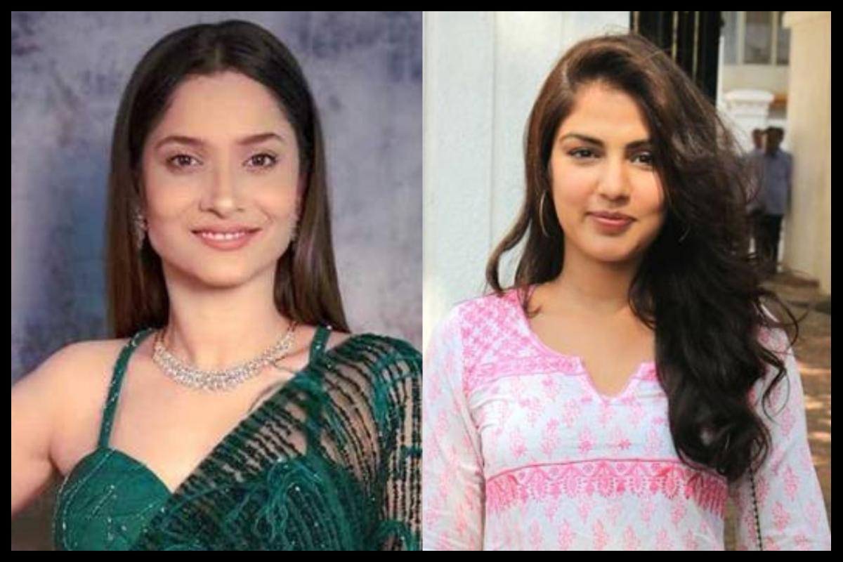 Ankita Lokhande's latest act may put Rhea Chakraborty in great trouble!