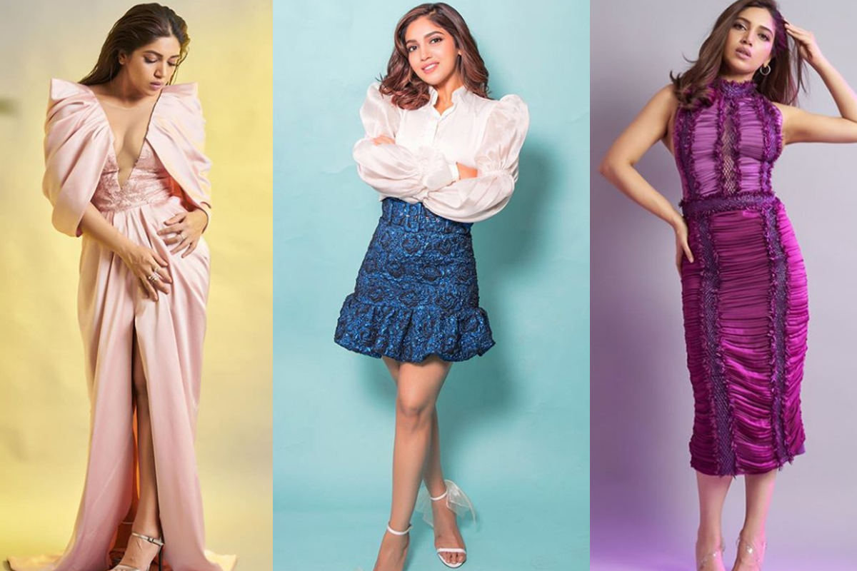 Here are 5 best fashion moments of Bhumi Pednekar on her birthday!