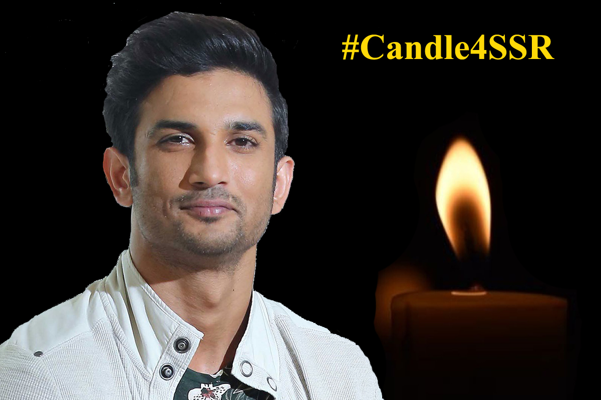 Twitteratis launch peaceful protest for Sushant Singh Rajput; #Candle4SSR trends