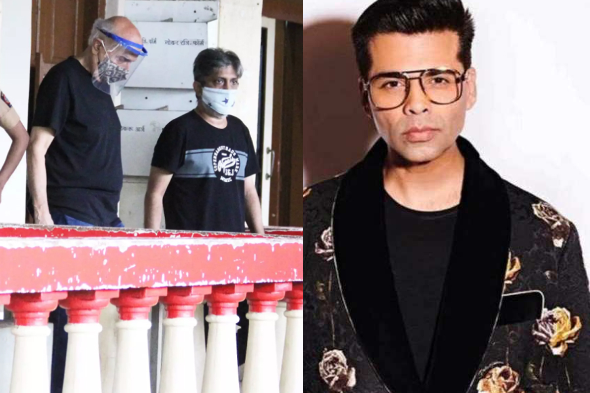 Sushant Singh Case: Mahesh Bhatt's statement recorded; Karan Johar likely to be summoned!