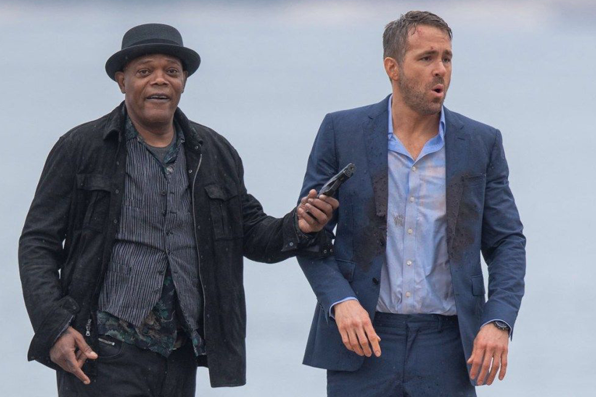 Ryan Reynolds, Samuel Jackson collaborate for an epic animated comedy series at Quibi