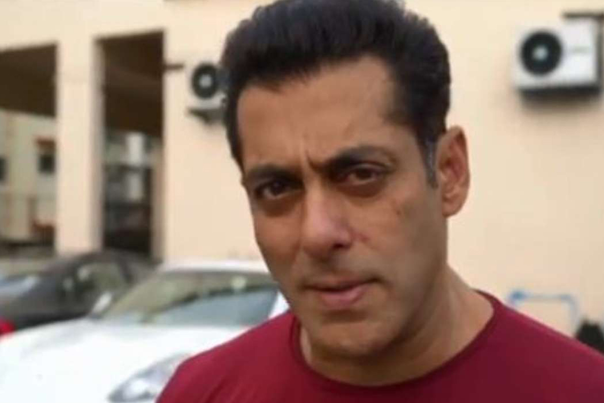 Salman Khan wants to begin shoot for Radhe: Your Most Wanted Bhai!
