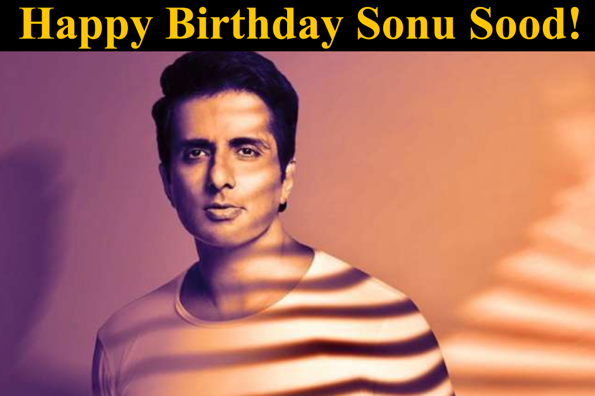 Sonu Sood B'day Special: I was all alone with tears in eyes as there was no one to wish me!