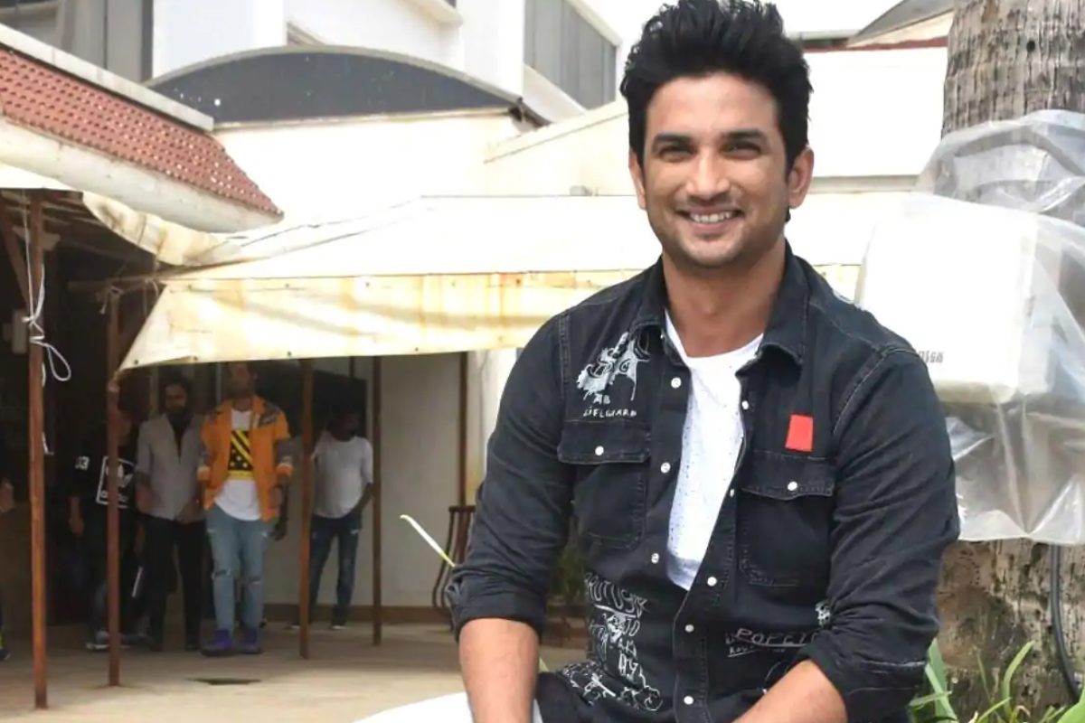 Sushant Singh's pic with little niece is the cutest thing on internet