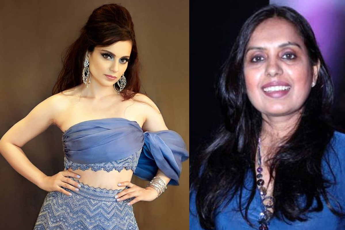 Shagufta Rafique slams Kangana for criticizing Bhatt yet working with him