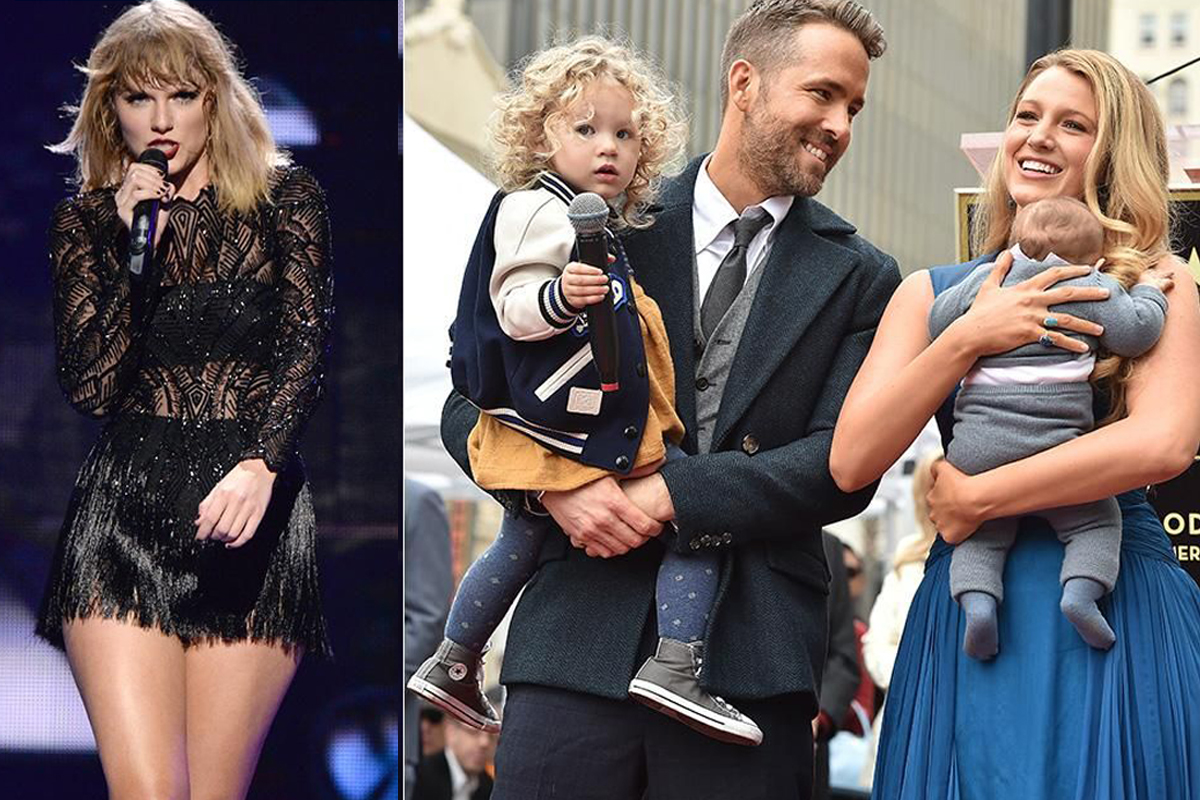 Has Taylor Swift revealed the name of Ryan and Blake's 3rd child in her 'Folklore' song?