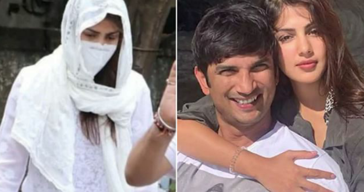 Rhea Chakraborty's 20-page statement to NCB reveals a top filmmaker who introduced SSR to Drugs!