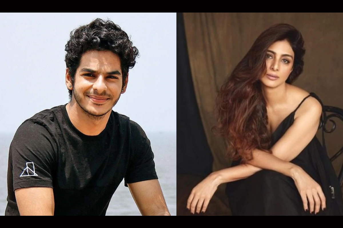 Ishaan Khatter was 'incredibly excited' about working with Tabu!
