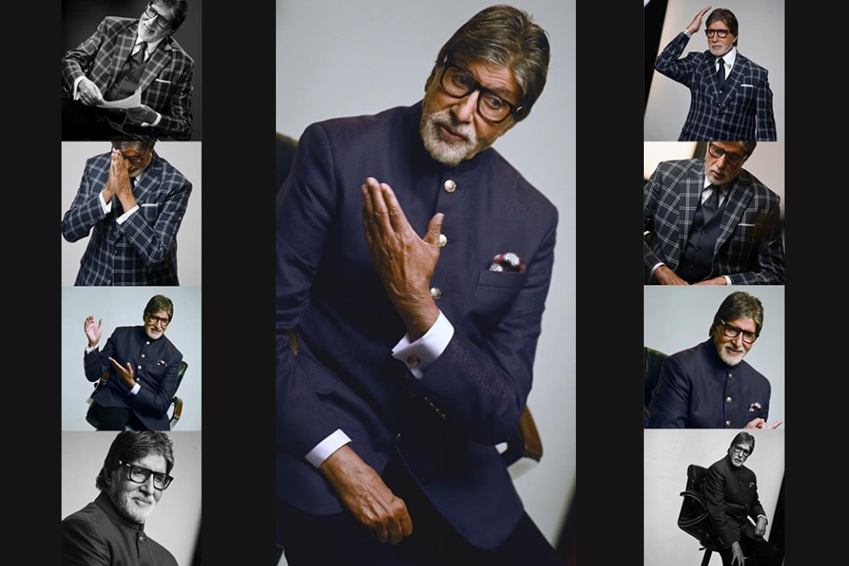 Amitabh Bachchan inspires people in this new promo of Kaun Banega Crorepati 12