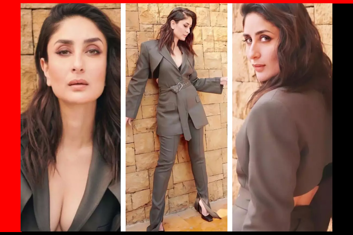 "Kareena gives it back says ""21 yrs of working wouldn't have happened with just nepotism"""