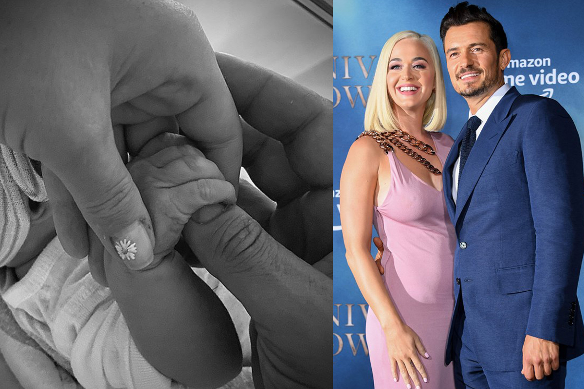 Katy Perry, Orlando Bloom are parents now!! Give their daughter an adorable name