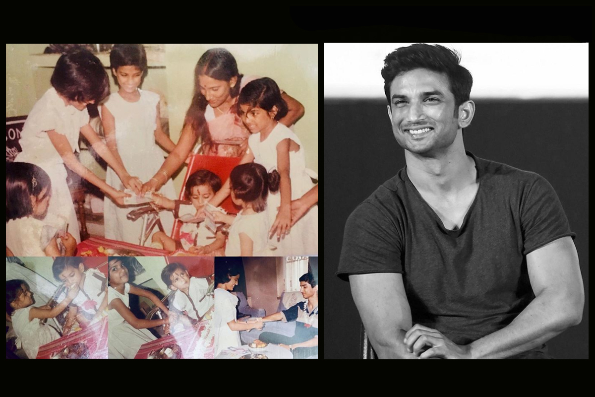Raksha Bandhan: Sushant's sister's emotional note can wrench your heart   Read Here