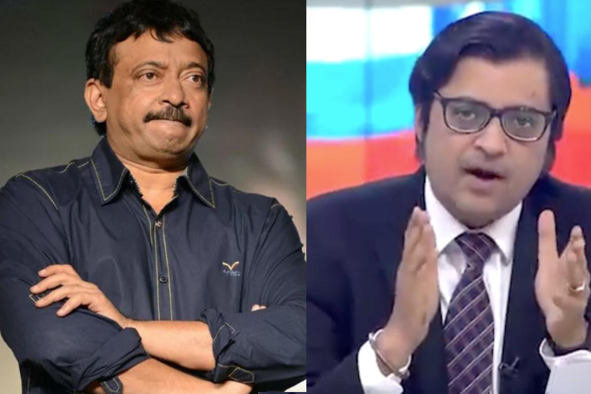 Ram Gopal Varma to make a film titled 'Arnab -The News Prostitute'