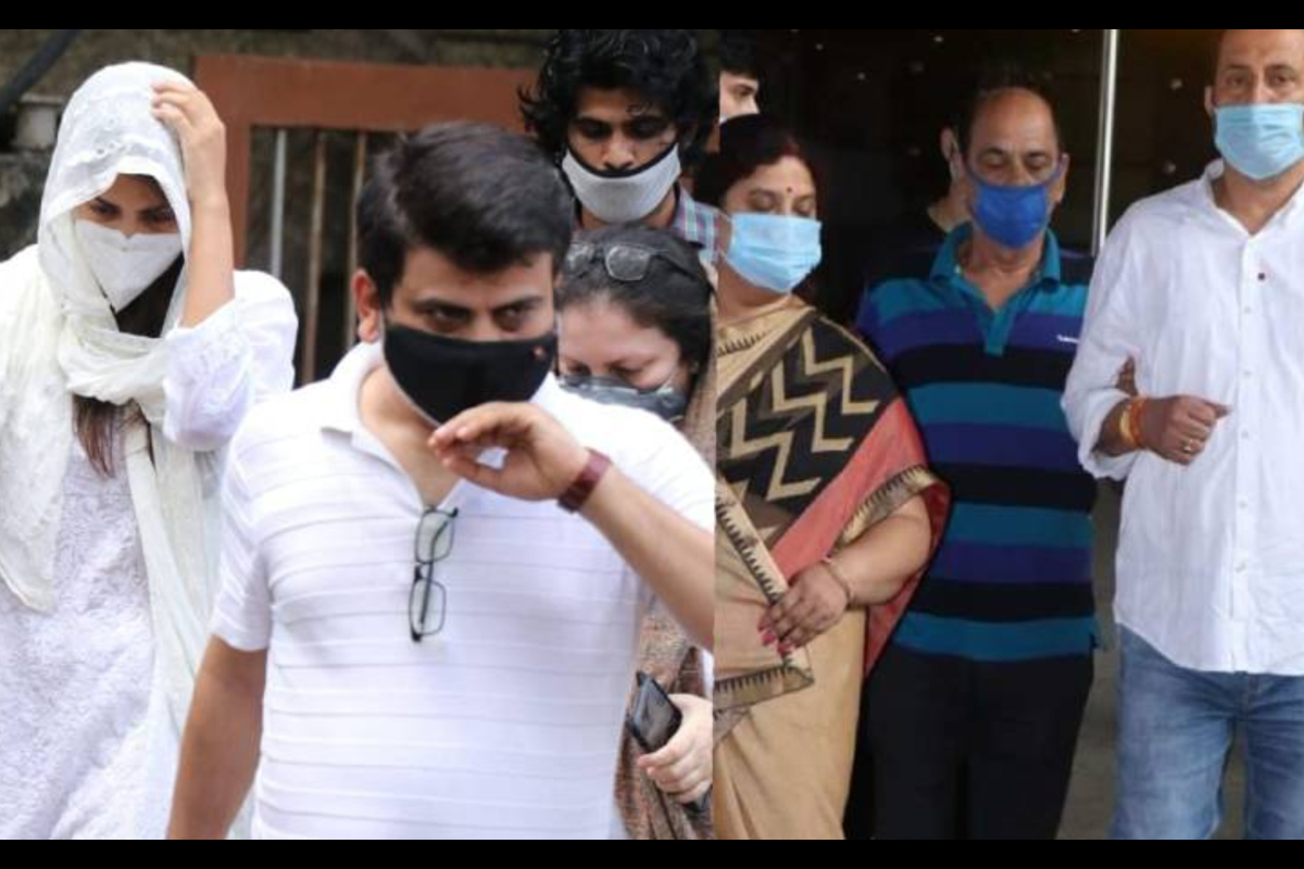 Sushant Case: Sandip Ssingh handled everything, talked to cops on June 14, says an eyewitness