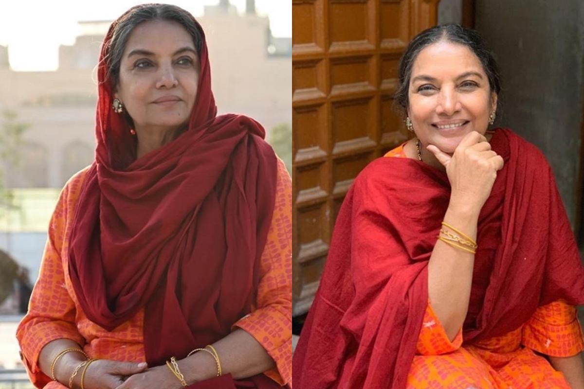Shabana Azmi talks about religious extremism and art