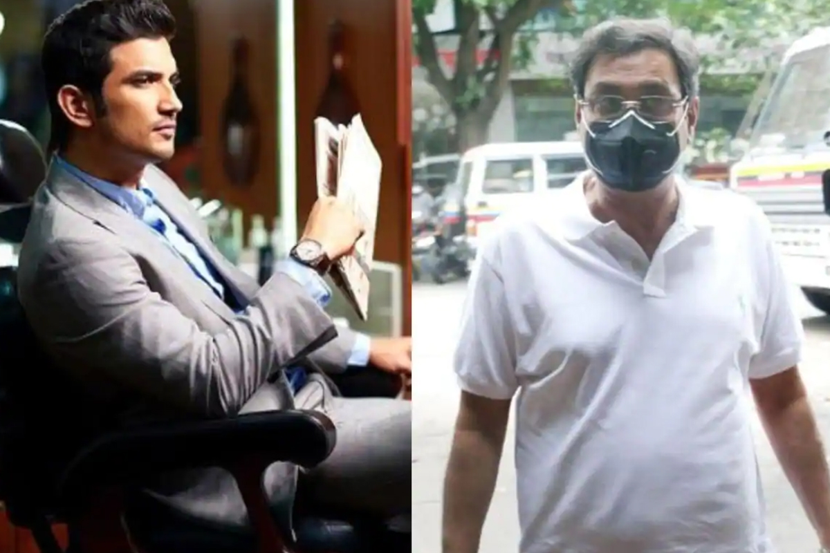 Sushant's next movie director Rumi Jaffery reaches ED office; Asked DEETS about his contract with SSR