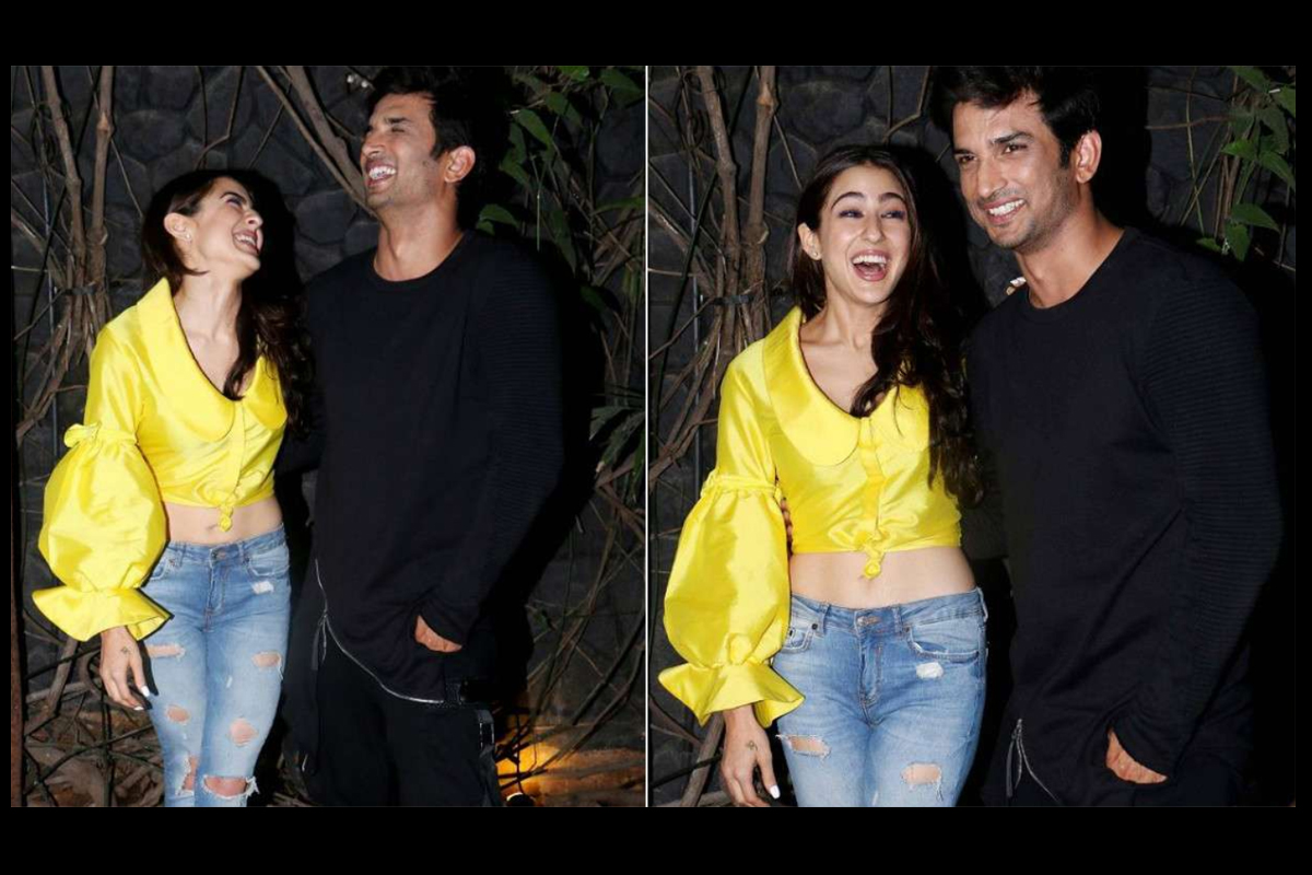 Sushant-Sara's intense love story ended due to pressure by the B'town mafia? Wonders SSR friend