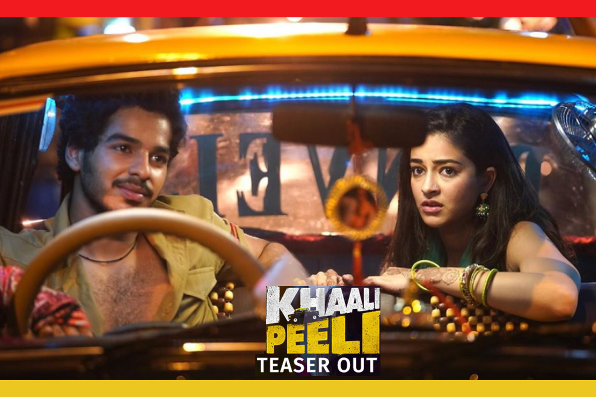 Netizens make 'Khaali Peeli' teaser the 2nd most disliked on YouTube after 'Sadak 2'