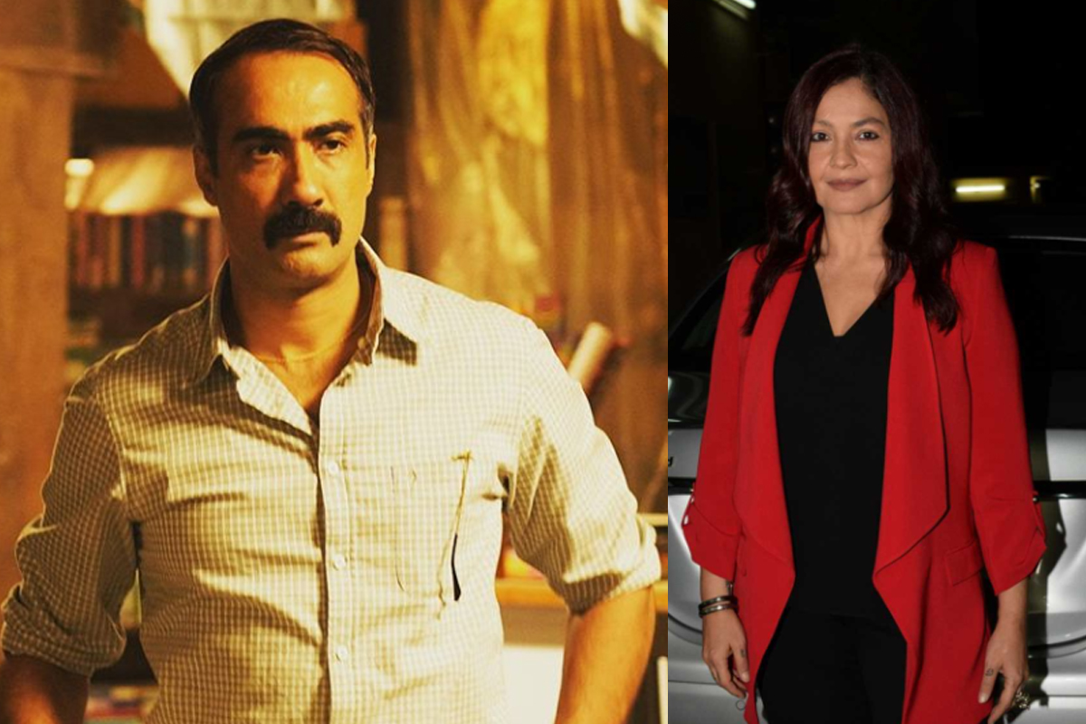 Ranvir Shorey refuses news of him abusing Pooja Bhatt; Alleges he was the one at the receiving end of it