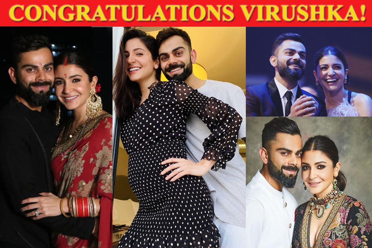 Virat Kohli, Anushka Sharma announce pregnancy news, Share a pic of 'Baby Bump'