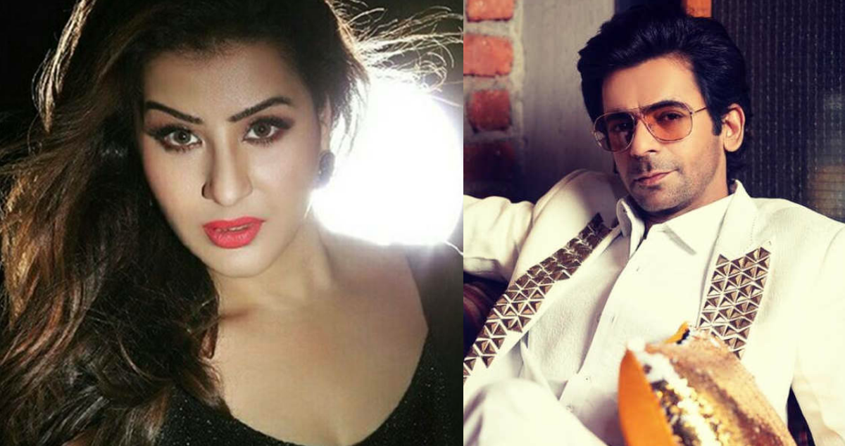 Shilpa Shinde alleges that Gangs of Filmistan is all about Sunil Grover; Quits the show