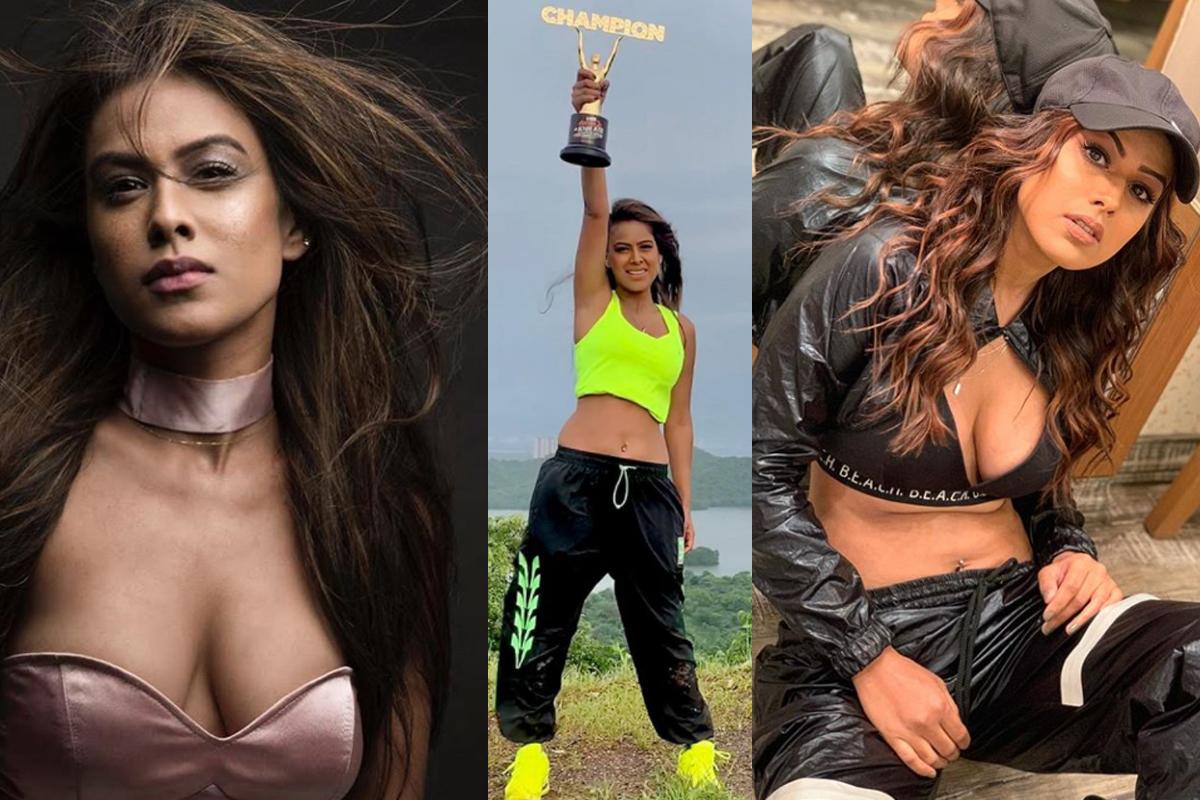 Nia Sharma wins 'Khatron Ke Khiladi – Made In India'