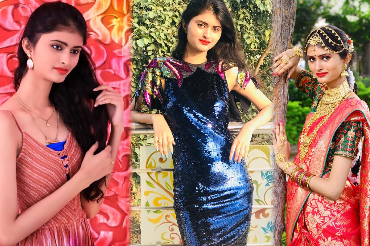Model-turned-actress Vaishnavi Chahande writes her own destiny!