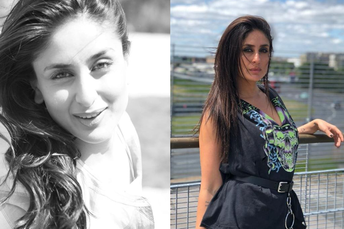 Throwback to the time when Kareena revealed she never met Saif's ex wife Amrita Singh