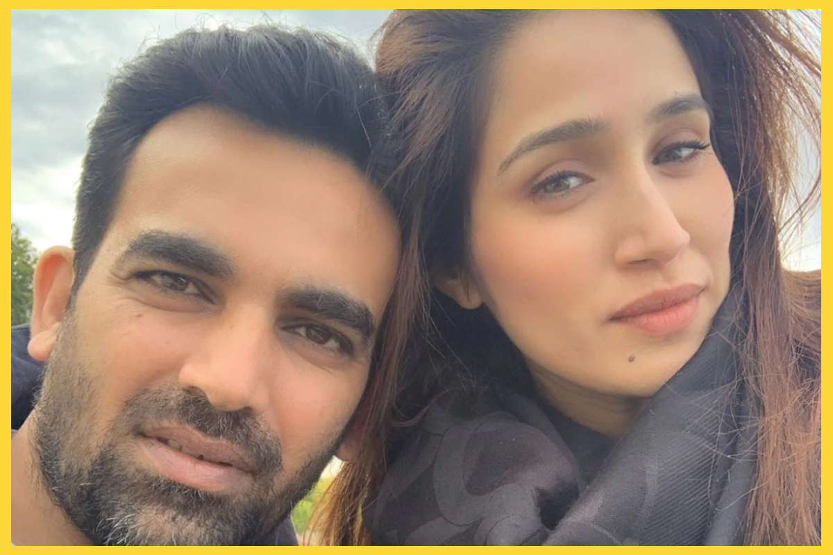 Cricketer Zaheer Khan-wife Sagarika Ghatge expecting their first child!
