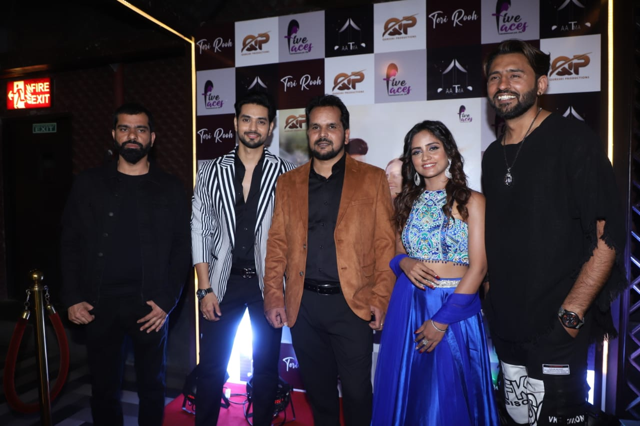 Teri Rooh Song Launch
